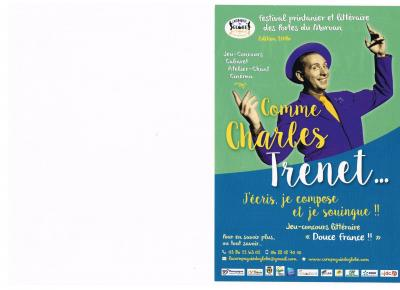 Concours charles trenet 1